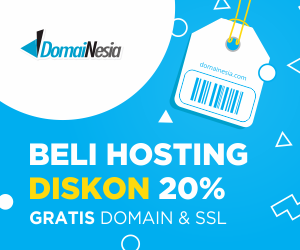 Domainesia - DIW.co.id (Digital In Website) Jasa Pembuatan Website dan Program Skripsi
