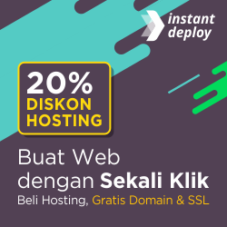 Ads: DomaiNesia | Web Hosting Indonesia